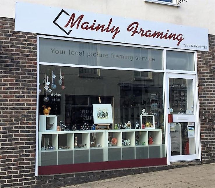 Mainly Framing Shop